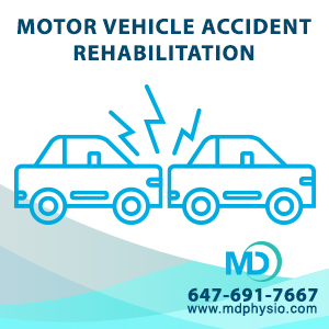 Motor Vehicle Accident Rehabilitation Mount Dennis Weston Toronto