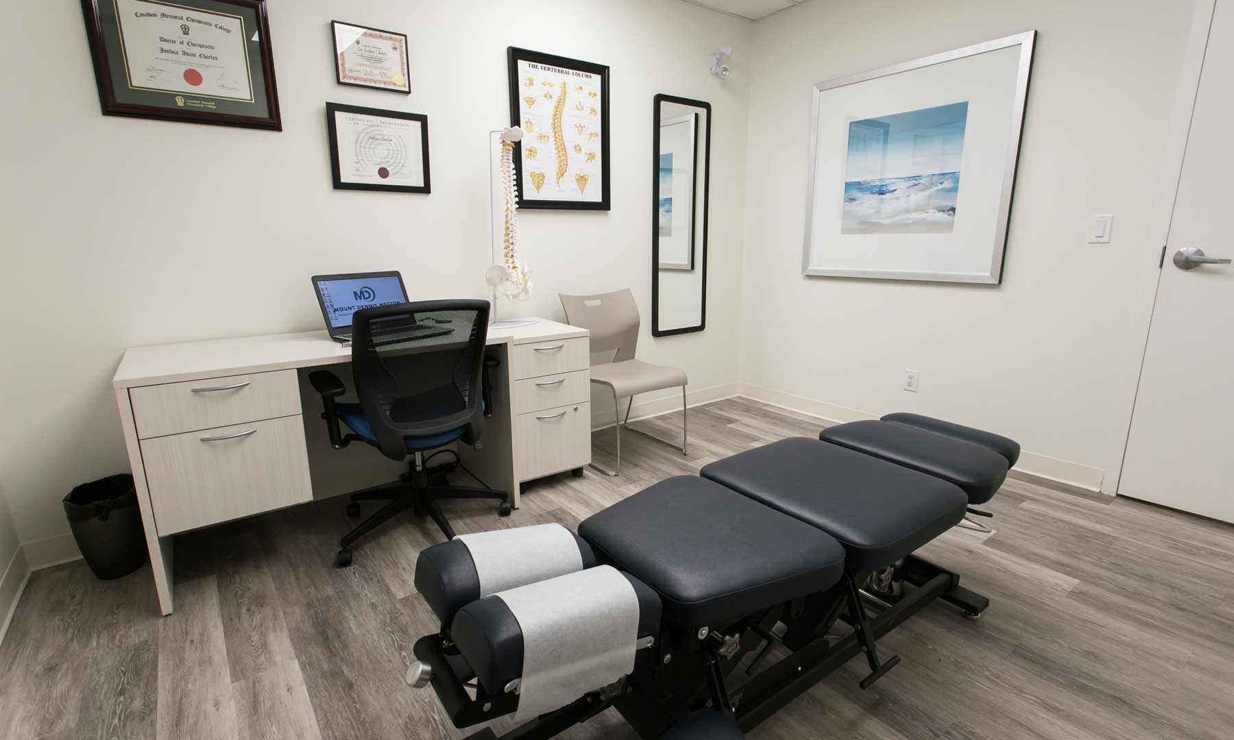 Physiotherapy Chiropractic Mount Dennis Weston Toronto Slide3