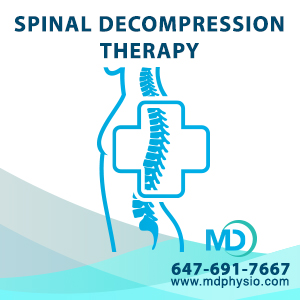 Spinal Decompression Traction Therapy Mount Dennis Weston Toronto